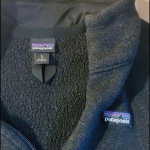 Patagonia Better Sweater Girls L/ Petite XXS